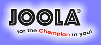 Joola - Champions table and more
